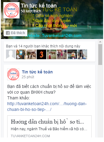 Fb fanpage.